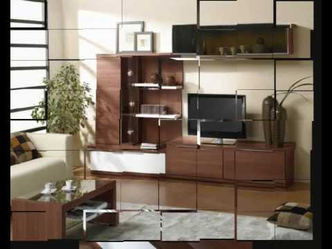 Salones modernos 9 youtube for Muebles salvany