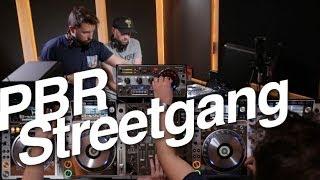 PBR Streetgang - DJsounds Show 2014
