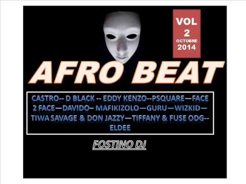 Deejay fostino - Afobeat vol 2 (Oct 2014)