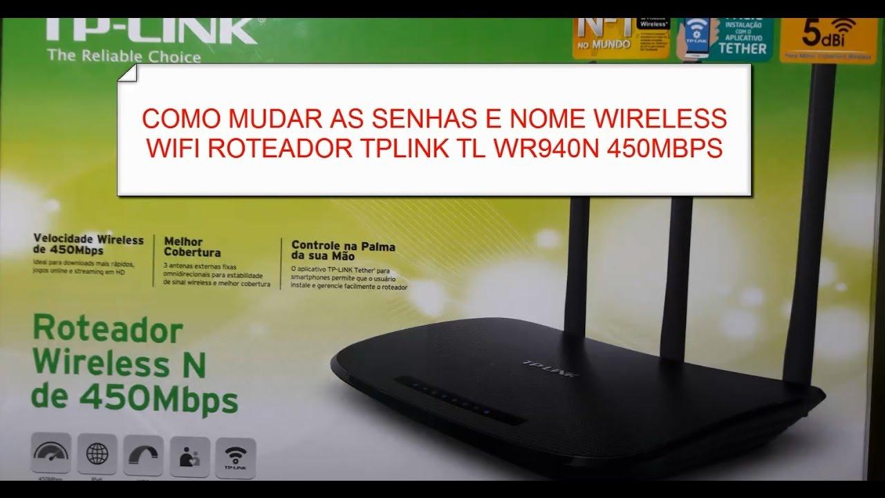 roteador tp link 3 antenas 450mbps