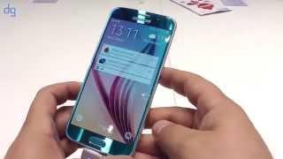 MWC 2015  Samsung Galaxy S6 Ön inceleme