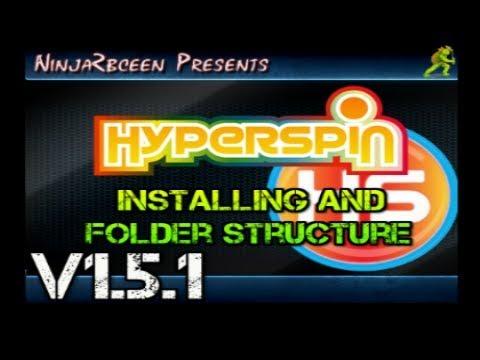 HYPERSPIN 1.4 TÉLÉCHARGER