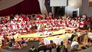 Vahenga Canterbury Ma'ulu'ulu - Tongan Faiva Day #24