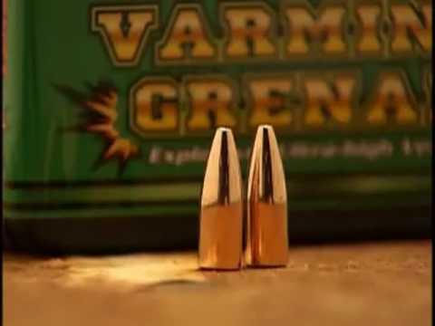 Barnes Varmint Grenade