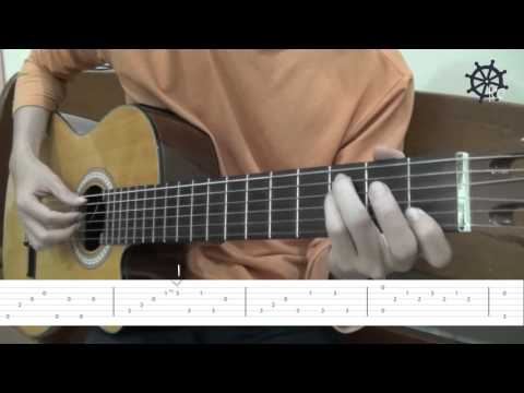 Belajar Fingerstyle (Semua Tentang Kita - Peterpan)
