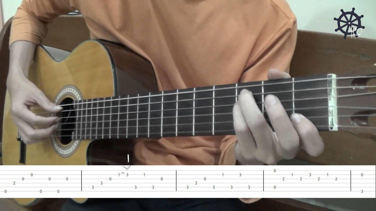 Belajar Fingerstyle Semua Tentang Kita Peterpan Youtube