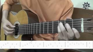 Akustik Gitar - Fingerstyle (Semua Tentang Kita - Peterpan)