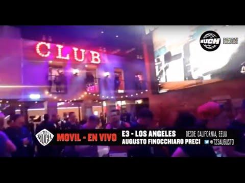"""#TuMuch   14/6/16   En vivo: Los Pakidermos   Tu Match: """"E3""""   Arena Tu Much: DG Team  Hoby De Fino"""