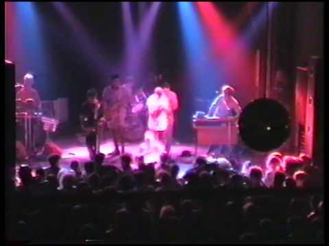 Gangster Fun: St. Andrew's Hall, Detroit, December 29, 1989