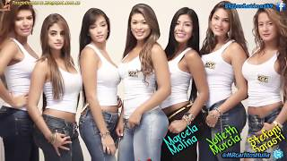 CHICAS COLOMBIANS CON LAS MEJORES TRASEROS( COLOMBIANS GIRLS WITH THE BEST BACK)