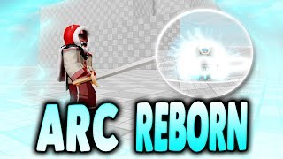 New Magic Based RPG Game! | Arc Reborn in Roblox | iBeMaine