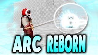 New Magic Based RPG Game!   Arc Reborn in Roblox   iBeMaine