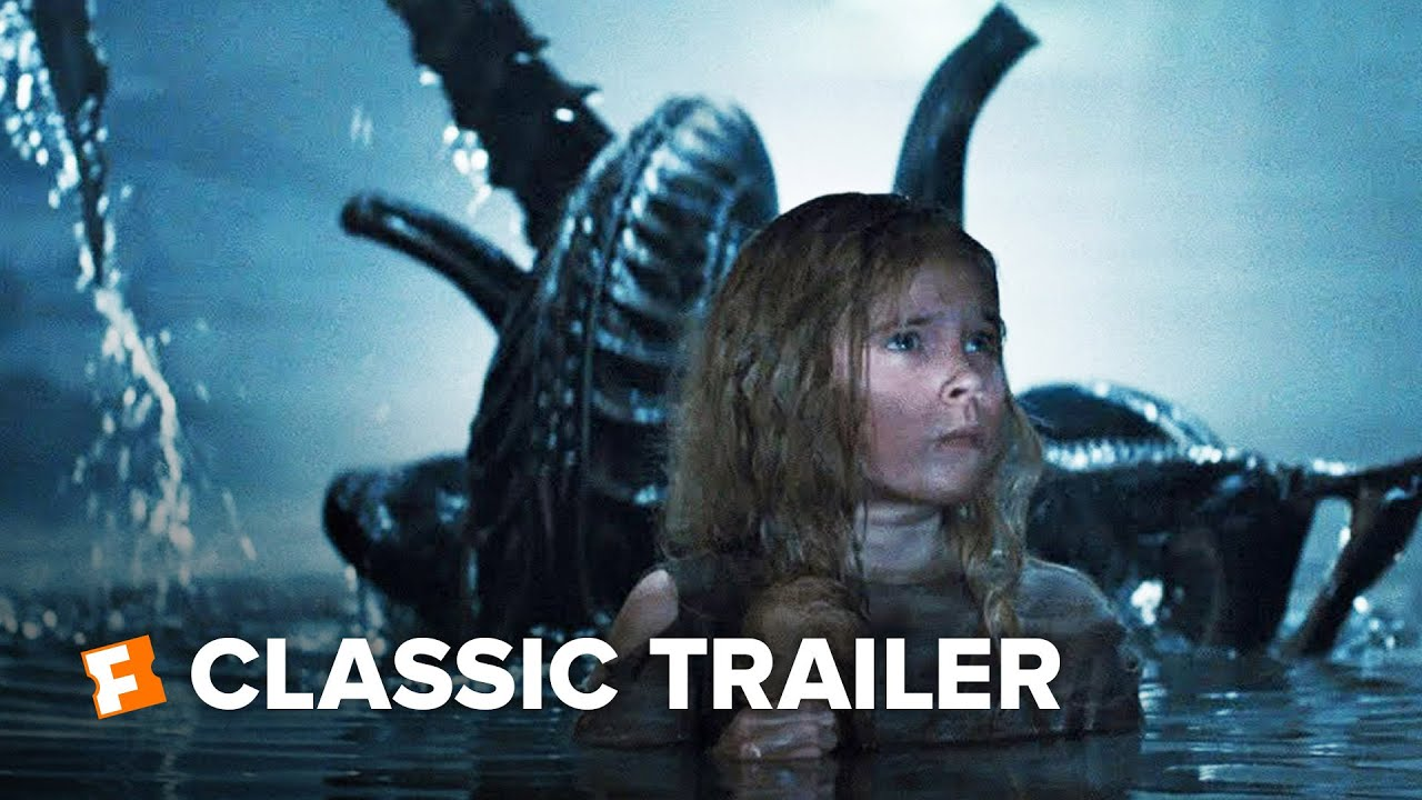 Aliens (1986) Trailer #1   Movieclips Classic Trailers