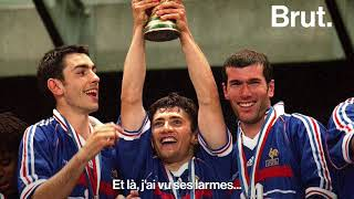 Coupe du monde 98 : 20 ans après, Bixente Lizarazu raconte