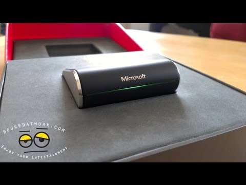 Microsoft Wedge Touch Mouse Review