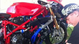 bunbury's turbo ducati dragbike thumbnail