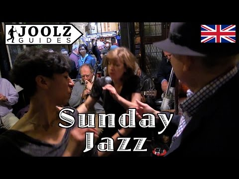 Jazz at The Lamb and Flag - 50 THINGS TO DO IN LONDON - London Pub Guides