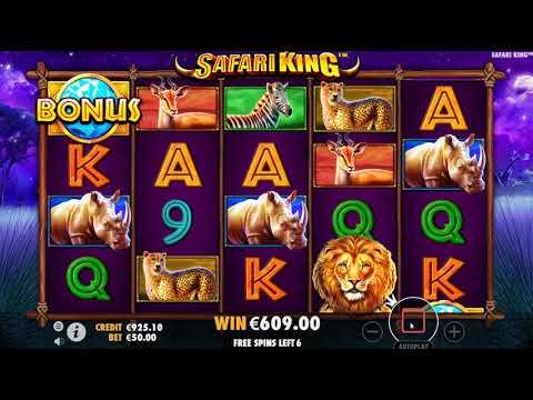 Игровой автомат Safari King (Pragmatic Play)