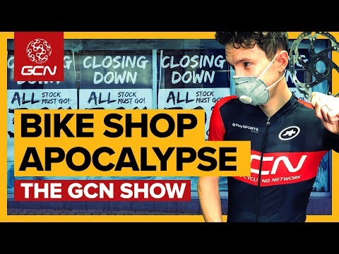 4 Bike Shops That Could Survive The Apocalypse | The GCN Show Ep. 319