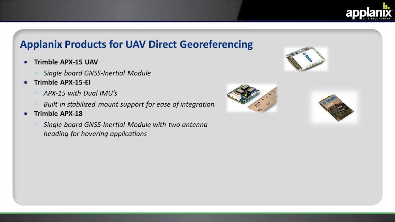 Applanix : OEM: Trimble AP GNSS-Inertial
