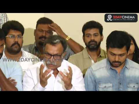 Actor Nassar, Vishal and Karthi on Nadigar Sangam Tax Scandal! - 2DAYCINEMA.COM