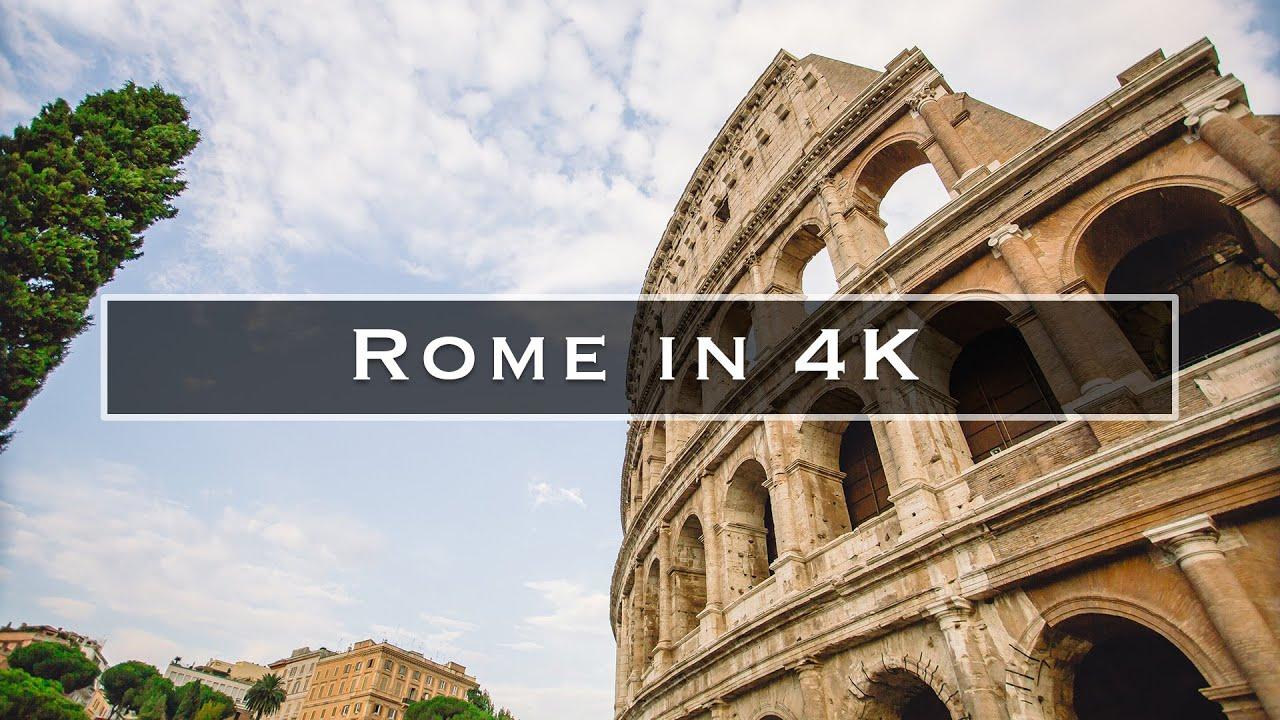 Download Rome in 4K