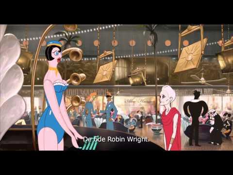 THE CONGRESS - Ari Folman - Officiële trailer