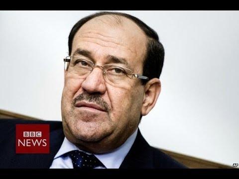 'We welcome Syria strikes against ISIS' says Nouri Maliki - BBC News