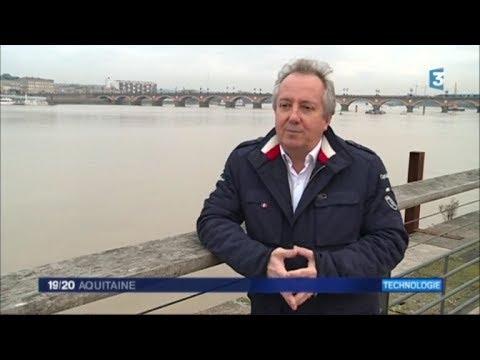 Reportage FRANCE 3 - CHEOPS TECHNOLOGY Champion du Cloud