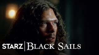 Black Sails | Ep. 202 Clip: Ultimate Freedom | STARZ