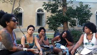 Diário de Bordo- Intelectuais Negras 2018-1