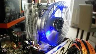 Antec A30 Cooler is very quiet