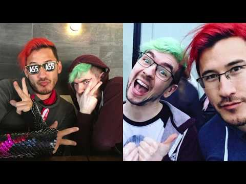 SPACE All The Way (Mashup) | SPACE IS COOL x All The Way - Markiplier & Jacksepticeye