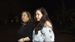 Tina Ambani Spotted At Four Season Hotel || TOP NEWS JUST4U
