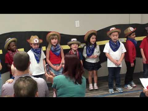 Jake's School Play - Kindergarten - Corvian Community School
