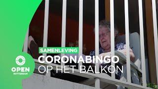 Een speciale coronabingo voor de bewoners van zorgflat De Kulk | CORONAVIRUS IN 010
