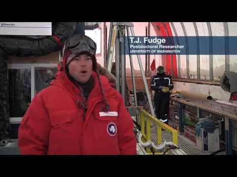 SPICE-ing it up: Scientists recover first deep ice core at South Pole