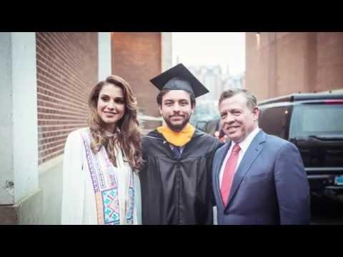 2016 Georgetown University Graduation Ceremony of HRH Crown Prince Al Hussein Bin Abdullah II