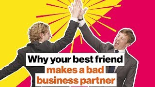 Why your best friend is probably a bad business partner | Miki Agrawal
