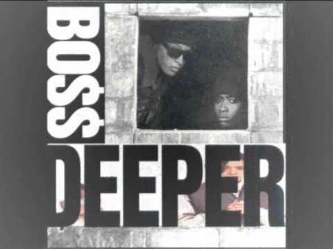 Boss Deeper with Lyrics album Born Gangstaz