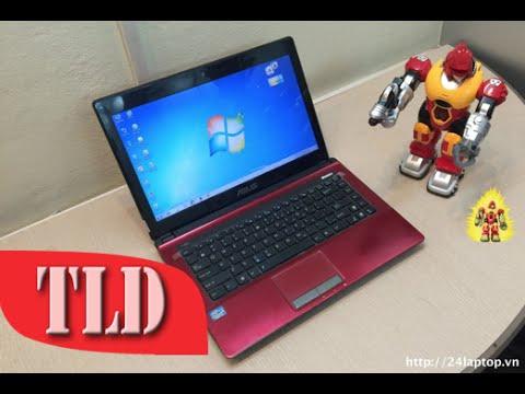 Trải nghiệm Laptop Asus K43E