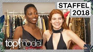 Shopping mit Heidi in New York! Ein Mädchentraum wird wahr   GNTM 2018   ProSieben