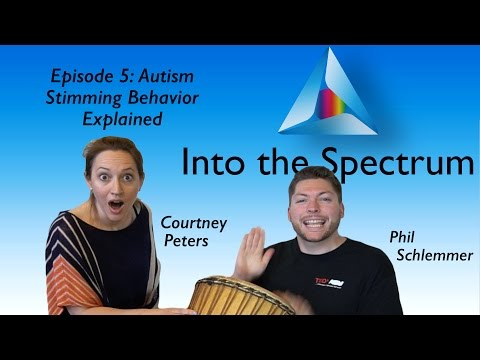 WHAT IS STIMMING?!? | Autism Stimming Behavior Explained! | Automatic Function | Episode 5