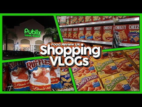 Shopping At Publix in Kissimmee, Florida | Shopping VLOG
