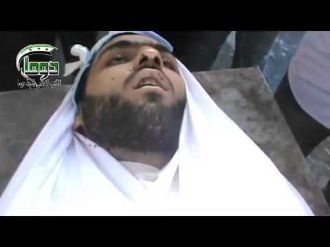 Syria | Douma | FSA Fighter Amjad Annaal | Jun 21, 2013