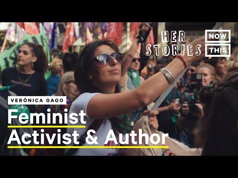 Professor Is Empowering & Inspiring Future Generations Of Feminists Across Latin America   NowThis