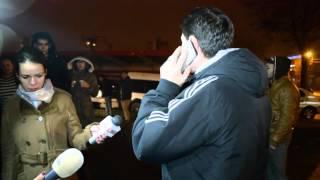 DEZASTRU pe strada Miresei. Răzvan Nedelcu a dat cu mașina peste oameni și a fugit