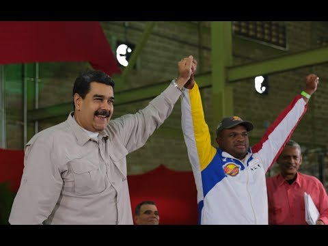 Presidente Nicolás Maduro, Encuentro con los Consejos Productivos de Trabajadores (CPT)