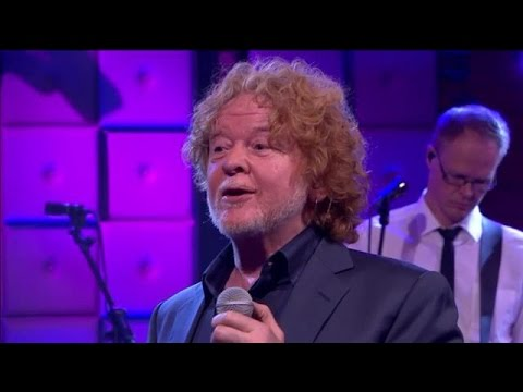 Simply Red - Everytime We Say Goodbye - RTL LATE NIGHT