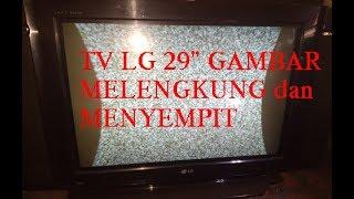 Memperbaiki tv LG 29